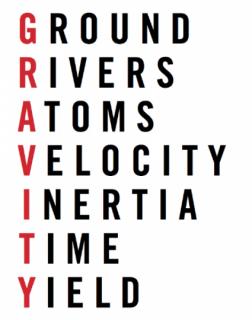 Richard Long, Gravity
