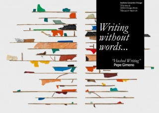 Writing without words...
