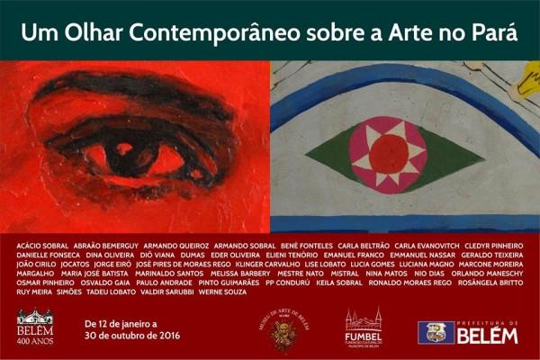 Um Olhar Contemporâneo sobre a Arte no Pará