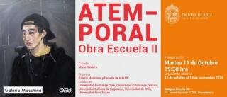 ATEM-PORAL Obra Escuela II