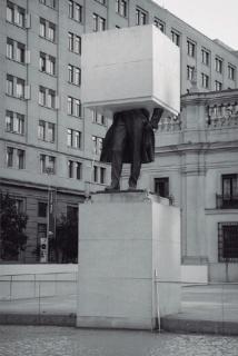 """Andrés Durán. Serie """"Monumento Editado"""", 2014–2017 © ANDRÉS DURÁN, VEGAP, MADRID, 2017"""