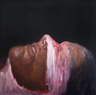 Louisa Holecz, Máscara, 2010 [Selenio Fotografía] – Cortesía de la Galería Librería La Casa Amarilla