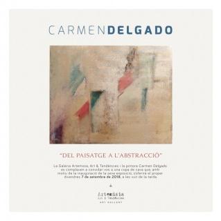 Carmen Delgado. Del paisatge a l'abstracció