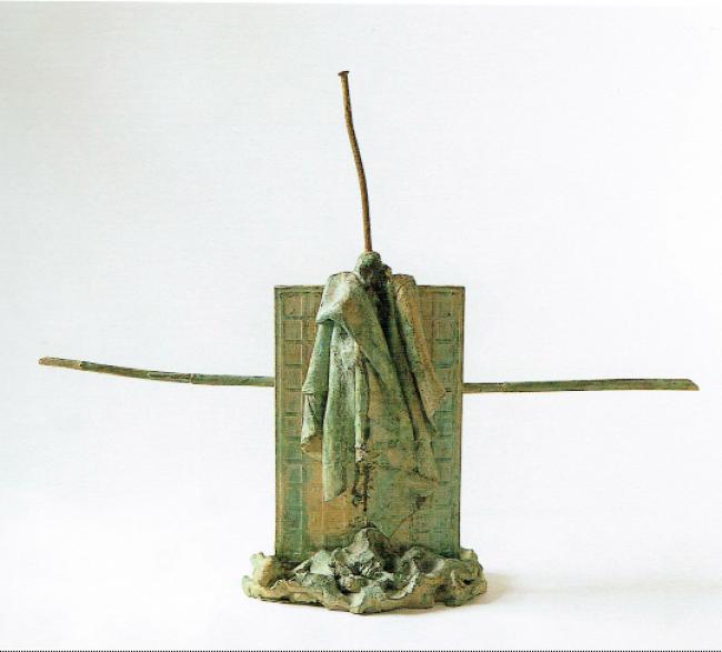 El cantante de ópera  – Joan Miró, 1977