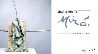"Exposición ""Simplemente Miró"""