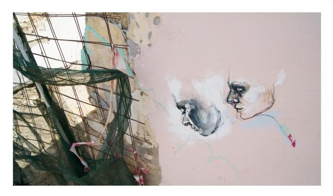 detalle de uno de los murales_2