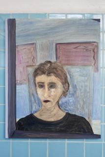 """Lea von Wintzingerode """"Spiegelbild eines Knaben"""""""
