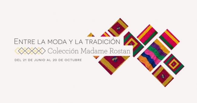 Entre la moda y la tradición. Colección Madame Rostan