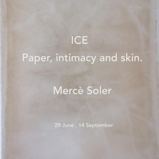 ICE. Paper, Intimacy and Skin