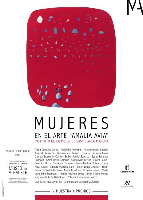 Mujeres en el arte ?Amalia Avia?