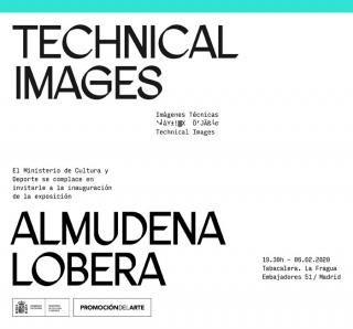Almudena Lobera. Technical Images