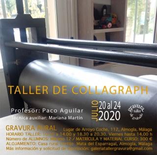 Taller Collagraph