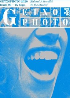Getxophoto 2020 A la calle! — Identidad gráfica creada por Carles Murillo