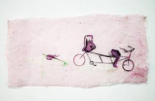 Amanda Alba. Prácticas Patéticas — Cortesía de Art Barcelona