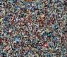 Lee Krasner, Color hecho añicos (Shattered Color), 1947. Óleo sobre lienzo, 53,3 × 66 cm. Guild Hall Museum, East Hampton, New York © The Pollock-Krasner Foundation. Cortesía Christie's Images Limited