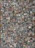 Lee Krasner. Composición (Composition), 1949. Óleo sobre lienzo. 96,7 x 70,6 cm. The Philadelphia Museum of Art. Donación de la Aaron E. Norman Fund. Inc., 1959-31-1 © The Pollock-Krasner Foundation.