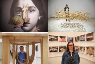 Paisaje con figuras: Conversaciones con artistas en torno a una colección — Cortesía de la Fundació Caixa Castelló