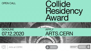 Collide Residency Award 2021