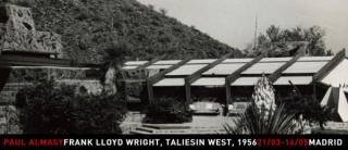 Frank Lloyd Wright, Taliesin West, 1956
