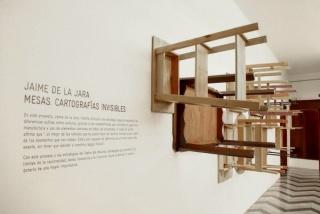 Jaime de la Jara, Mesas. Cartografías Invisibles