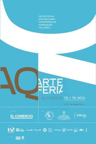 AQ, Arte Feria Quito 2015
