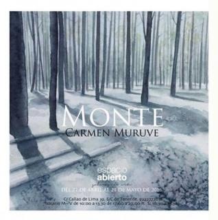 Carmen Muruve, Monte