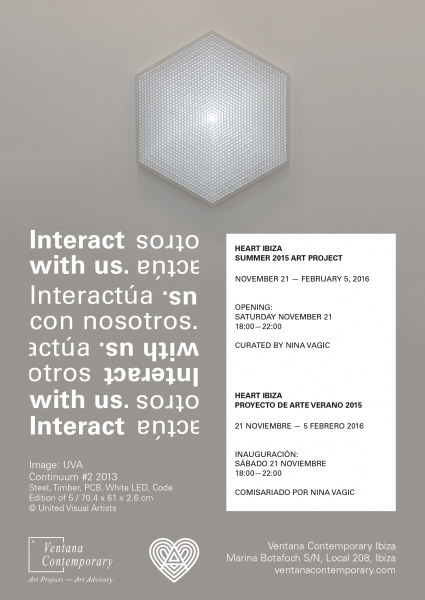 INTERACT WITH US