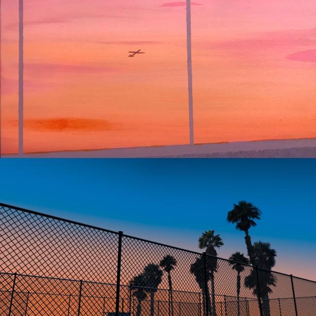 Cielo abierto – Cortesía de la Galería A del Arte