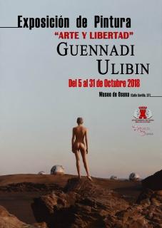 Guennadi Ulibin. Arte y libertad