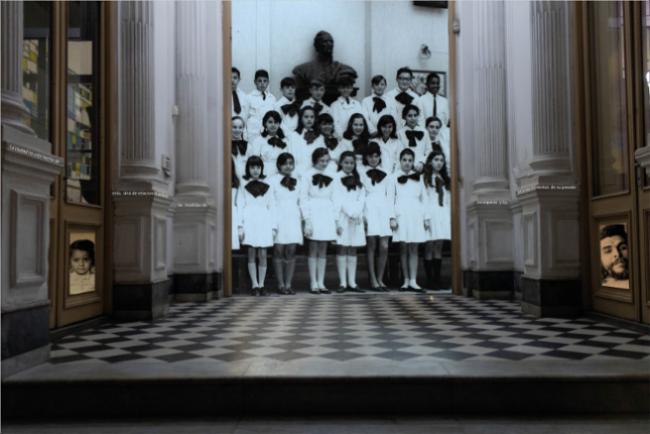 Proyecto Barrios: Cordón. Entre la memoria y la cotidianidad