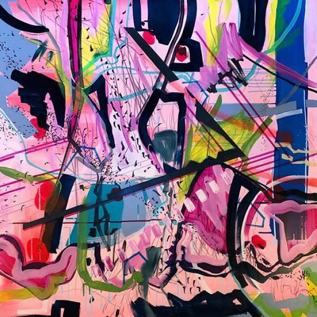 Sònia Toneu — Cortesía de Juan Manuel Lumbreras Galería de Arte