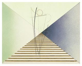 Léon Tutundjian, Sans titre, 1927 — Cortesía de la Galeria Marc Domènech