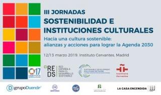 III Jornadas Sostenibilidad e Instituciones Culturales