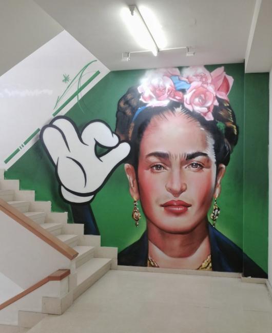 David Barrera en Est_Art Space