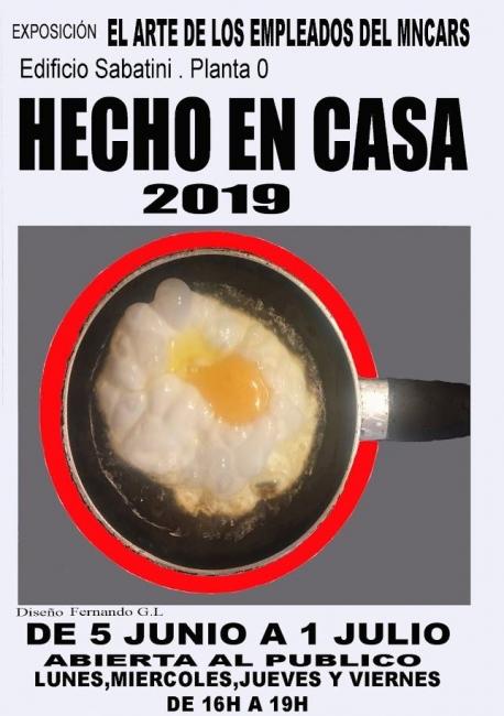 HECHO EN CASA by Fernándo G.L.