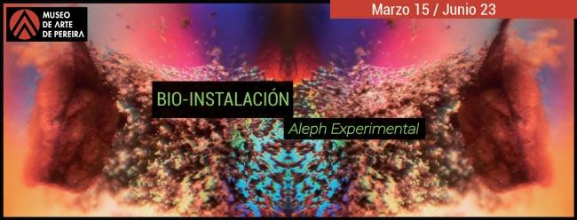 Bio-Instalación Aleph Experimental