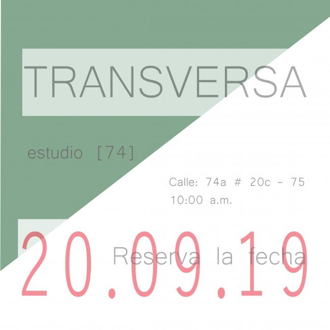 Inauguración Exposición Colectiva transversa