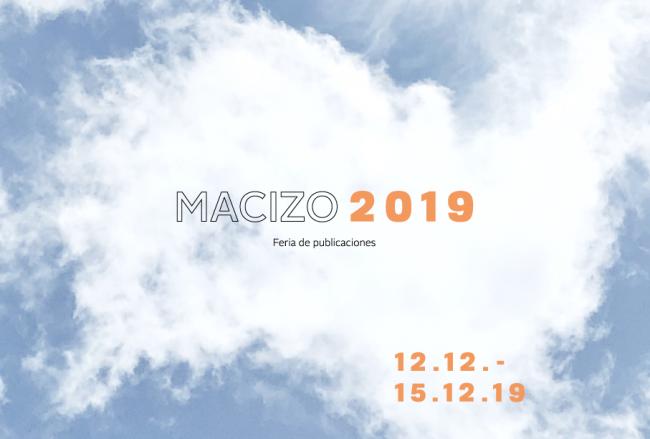 Macizo: Feria de diseño y publicaciones 2019