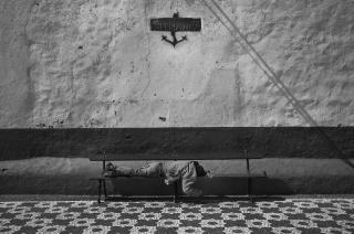 Andrea Santolaya, Esperança. 2018 — Cortesía de la galería Antonio de Suñer