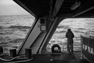 Andrea Santolaya, Patrulha Oceánico II. 2017 — Cortesía de la galería Antonio de Suñer