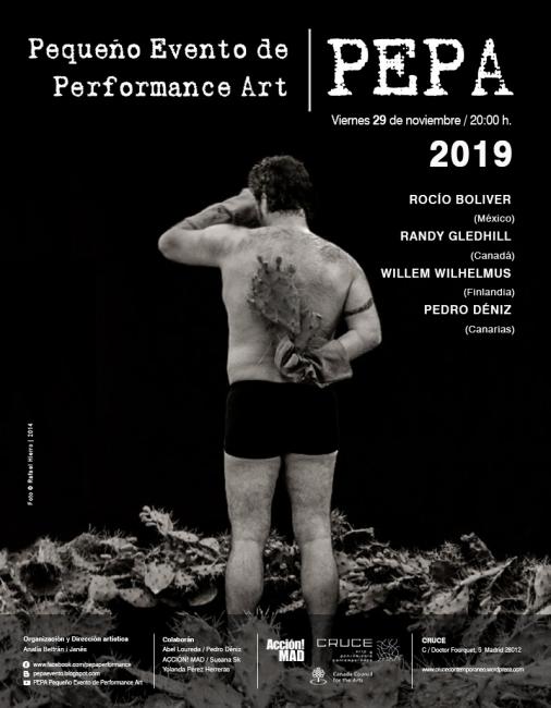 PEPA - Pequeño Evento de Performance Art