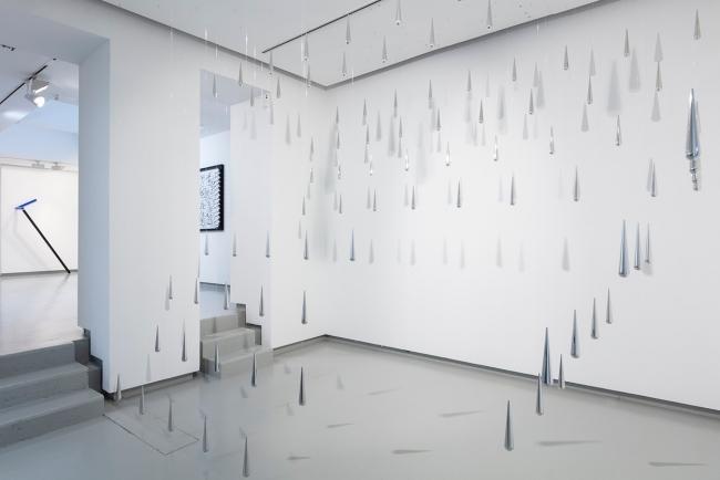 Fragment de pluie immersive. Imagen cortesía Galerie Denise René