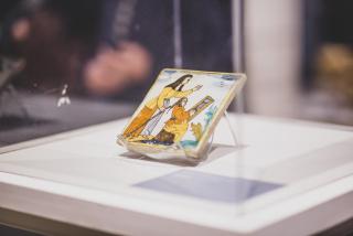 Azulejos y oficios. Propuestas artesanas contemporáneas — Cortesía del Museu del Disseny