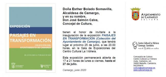 Paisajes en transformación (Colección del Ayuntamiento de Camargo)