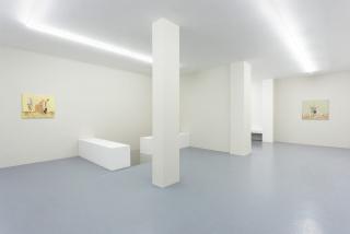 Horácio Frutuoso. sage comme une image. Vista de la exposición. Fotografía de Bruno Lopes — Cortesía de Balcony