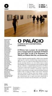 O palácio. 15 anos de arte contemporânea [2006-2020]