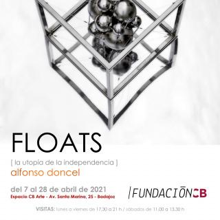 Alfonso Doncel. Floats (la utopía de la independencia)