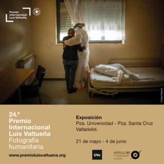 24.º Premio Internacional Luis Valtueña - Fotografía humanitaria