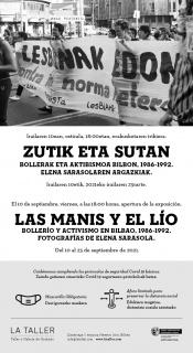 Las manis y el lío. Bollerío y activismo en Bilbao, 1986-1992