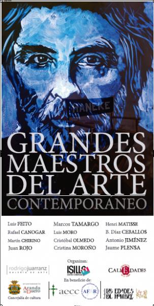 Grandes Maestros del Arte Contemporáneo
